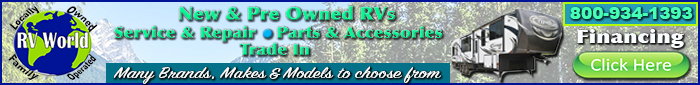 RV World » North Dakota