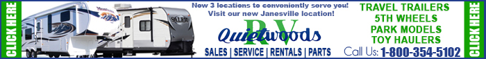 Quietwoods RV » Minnesota